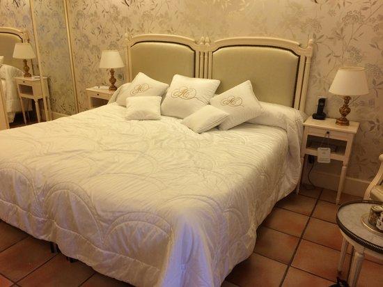 Auberge de Cassagne & Spa: Chambre luxe 41