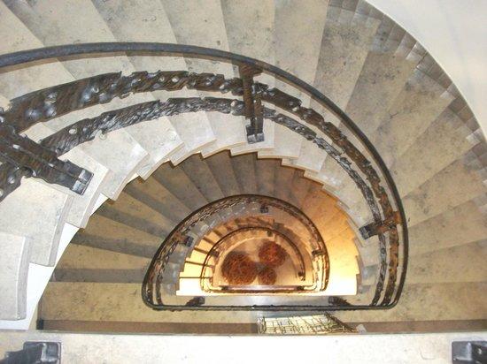 Hotel Ritter Durbach : Les escaliers