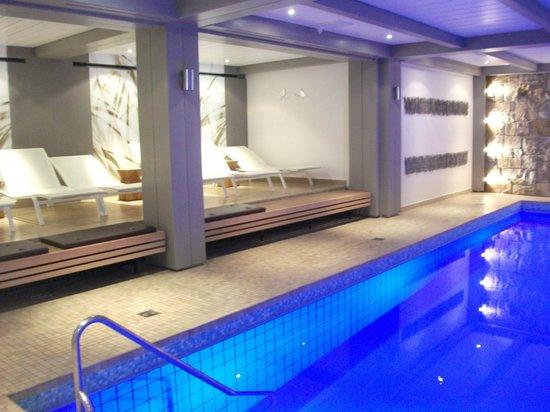 Hotel Ritter Durbach : L espace piscine