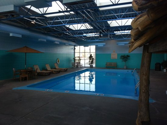 Holiday Inn Des Moines Downtown: Indoor Pool