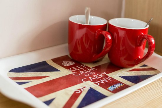 Newminster Cottage Bed and Breakfast: Time for tea