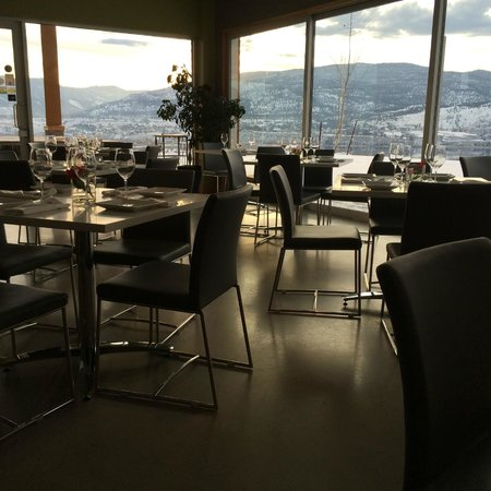 The Vanilla Pod Restaurant: The view from our table