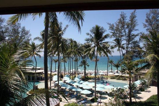 Outrigger Laguna Phuket Beach Resort : Sea View