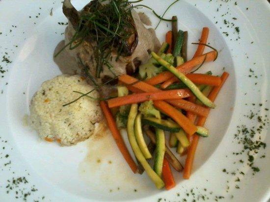 Don Vito e Zanoni: Filete en salsa de champiñones, una delicia