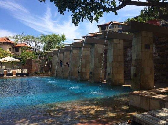 Fairmont Zimbali Resort : Main pool