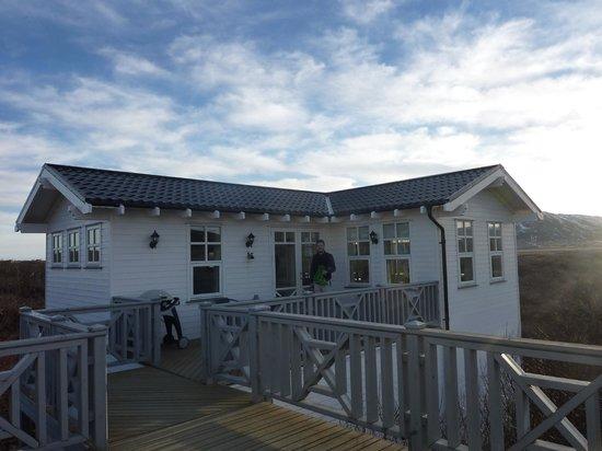 Hotel Grimsborgir : the cottage