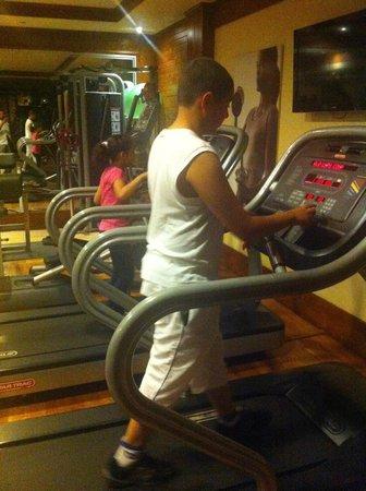 Amaya Hills: Gym