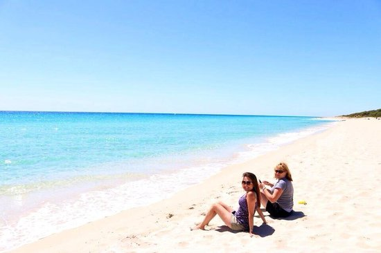 Dunsborough, Australien: Beautiful beach