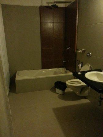Estrela Do Mar Beach Resort : Bathroom