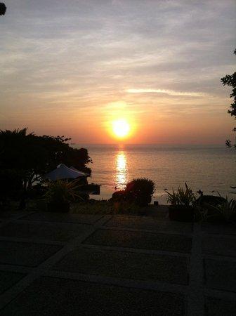 Club Punta Fuego: Sunset at Punta Fuego