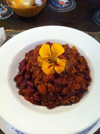 L'International: Best Chili con carne