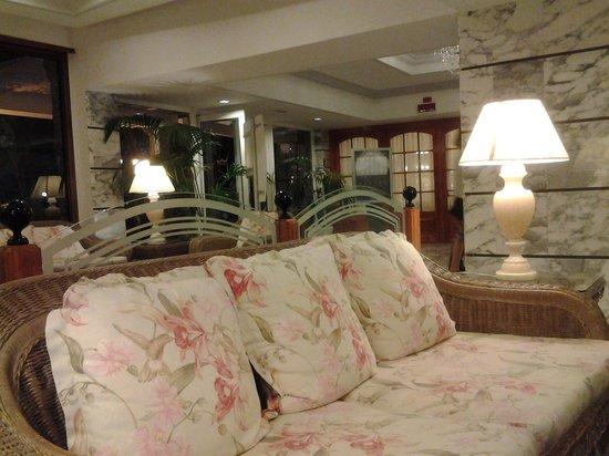 Hotel Riu Palmeras / Bung Riu Palmitos: de lobby