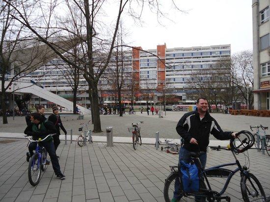 Fat Tire Bike Tours: 2e tour: begeleider Ciarán