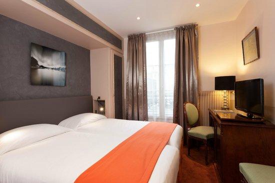 Hôtel Edouard 6 : Twin Standard Room