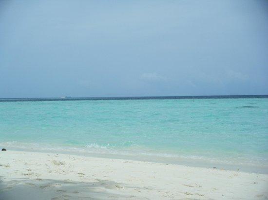 Biyadhoo Island Resort: beautiful view