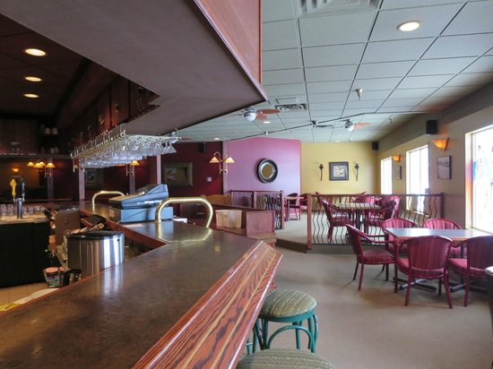 The Town and Mountain Hotel: Towne Club Lounge