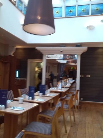 Temple Bar Hotel : breakfast room