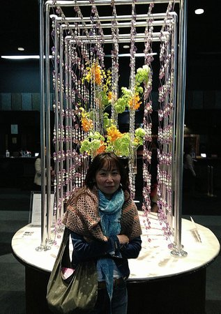 Hotel Granvia Kyoto: Hotel Granvia Display