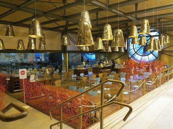 Musée d'Orsay: Restaurante Campana