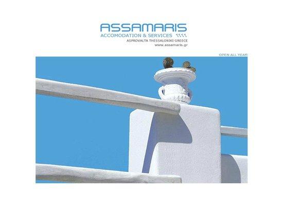 Assamaris Apartments: assamaris logo