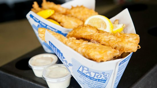 Pajo's: Fish and Chips