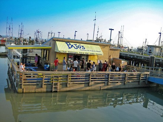 Pajo's: Floating Wharf
