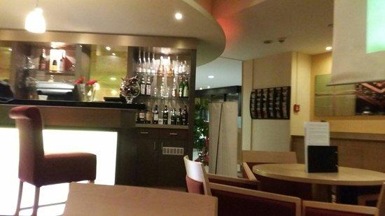 Mercure Hotel Stuttgart Boeblingen: Die Bar
