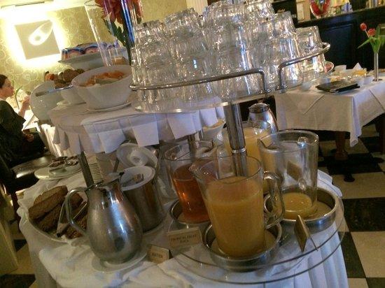The Fairview : Desayunos