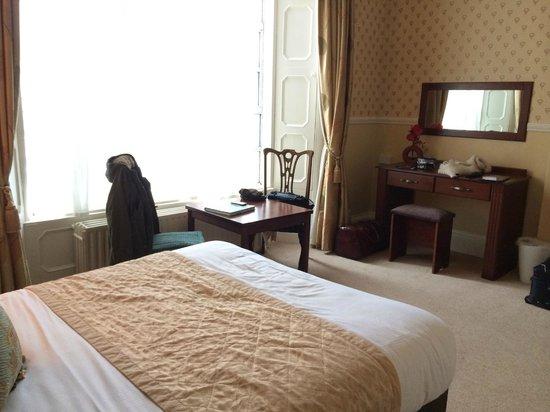 The Park Georgian Guest House: Habitación