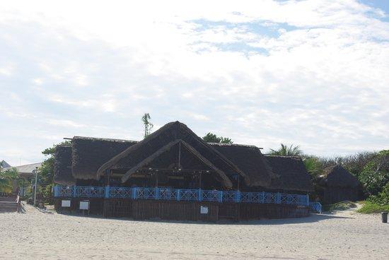 Royalton Hicacos Varadero Resort & Spa: beach grill/bar/evening seafood restaurant