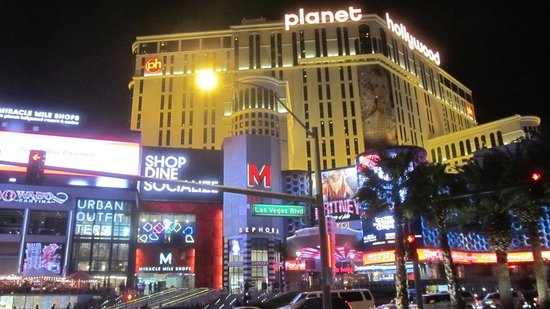 Planet Hollywood Resort & Casino : Heart of the Strip