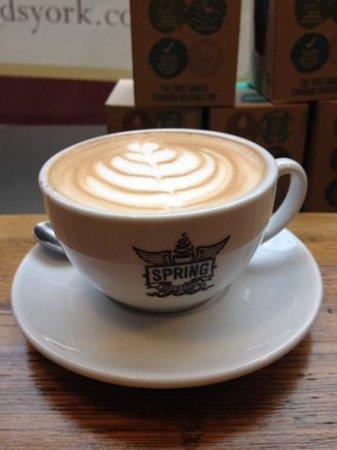 Spring Espresso : mocha