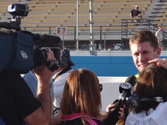 Phoenix International Raceway: Carl Edwards