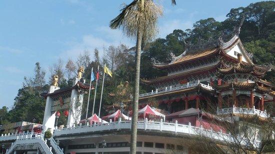 Chih Nan Temple (Zhinan Temple): 凌霄寶殿