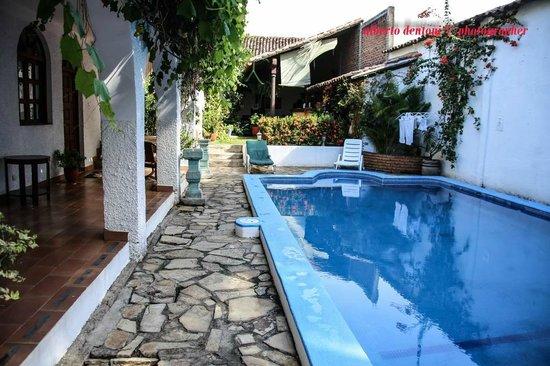 Hotel La Posada del Sol: piscina