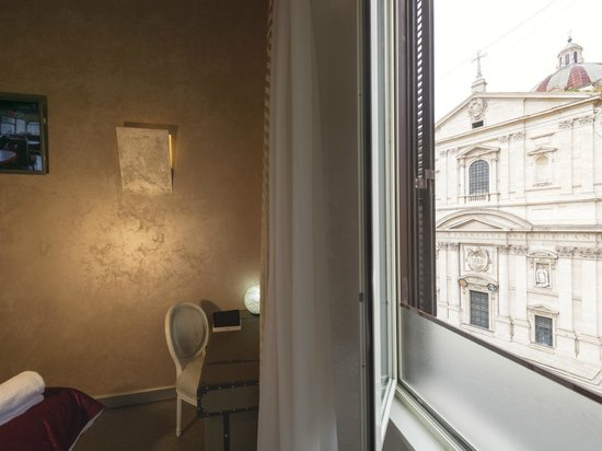 iRooms Pantheon & Navona : iSpa - view from the room