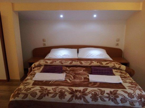 Casa Gagro: Triple room ( Double bed + single bed)
