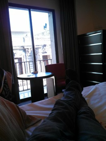Hotel Catedral: Linda Habitacion