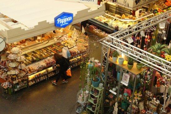 Markthalle: Übersicht