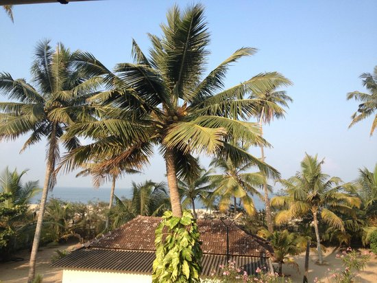 Casamaria Beach Resort: View from our room