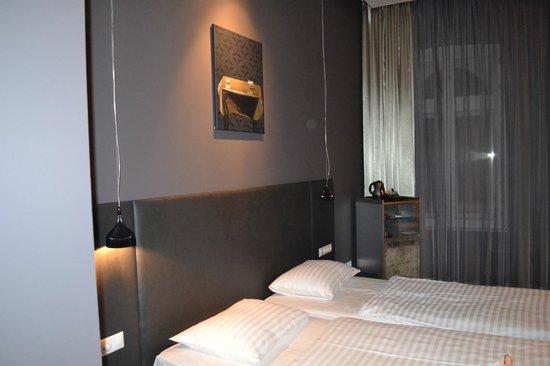 Casati Budapest Hotel : particolare