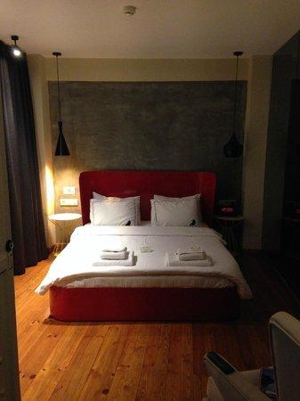 SuB Karakoy: Room