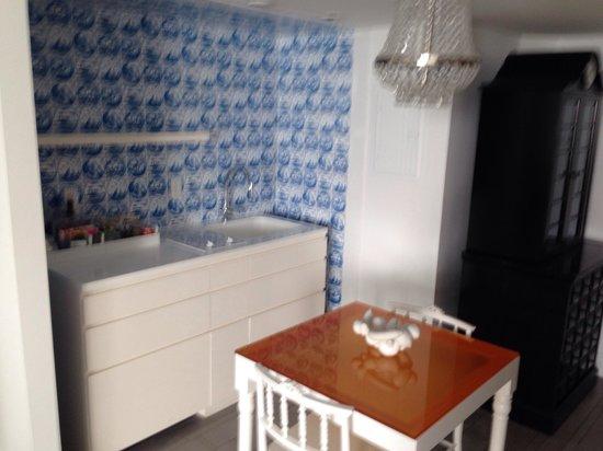 Mondrian South Beach Hotel : Kitchen