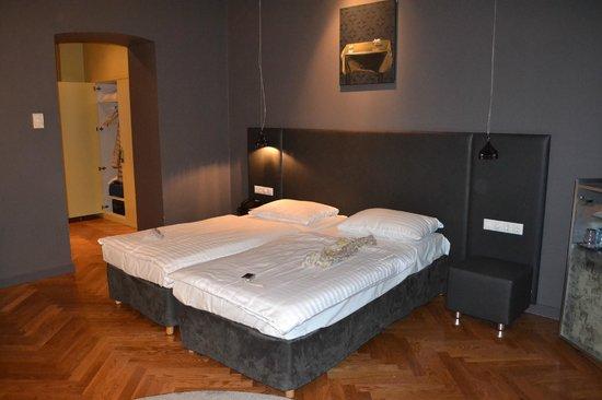 Casati Budapest Hotel : camera
