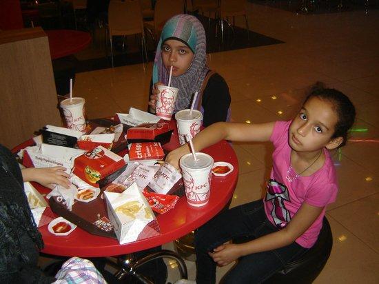 KFC Kandy: Hungry