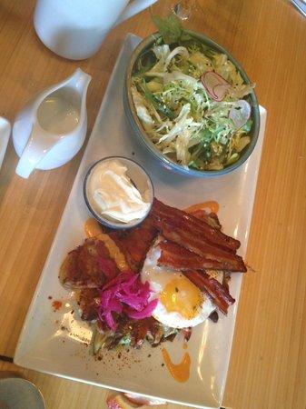Fraser Cafe: Okonomiyaki