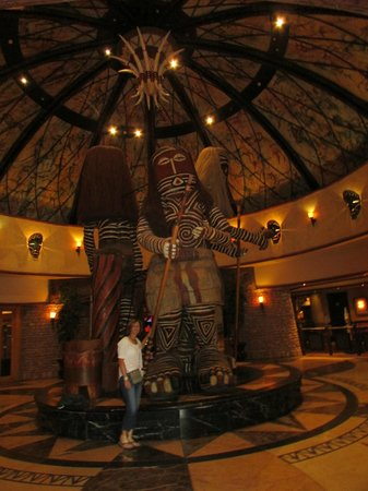 The Kingdom at Victoria Falls: Inside the casino