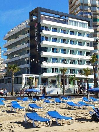 Hotel Brisa From Levante Beach