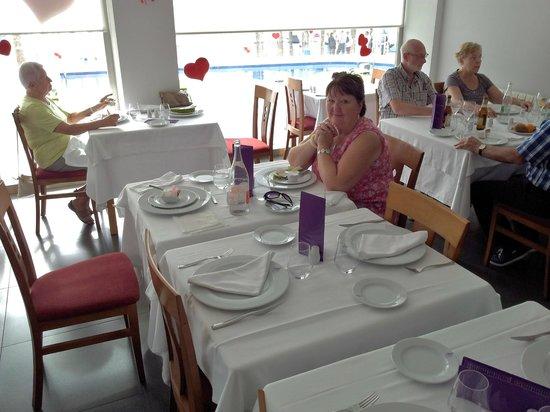 Hotel Brisa: BRISA DINING ROOM