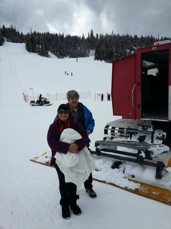 Winter Park Resort: $49 snowcat tour